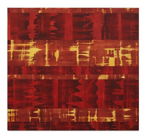 Septiembre 26.12, 2012, oil on linen, 80 x 85 inches