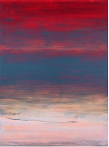 "Trevor Sutton,  Music of Rain , 2005, oil on board, 49 x 37"""
