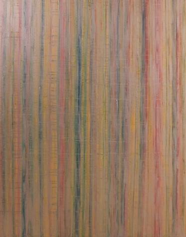 Angkrit Ajchariyasophon, 12118, 2012, acrylic on canvas, 55.1 x 43.3 inches