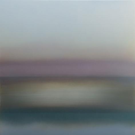 Miya Ando, Kasumi Mist 4.4.6, 2017, 48 x 48 inches/122 x 122 cm