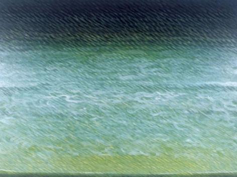 "Joan Vennum, Swiftly, Lightly, 2005, Oil on canvas, 60 x 80"""