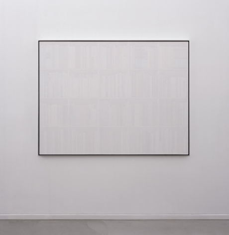 Guan Yong, Untitled V, 2014, oil on canvas, 59.1 x 78.7 inches/150 x 200 cm