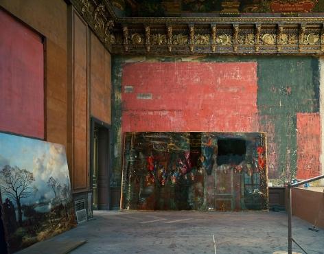 Salle du Maroc, (102) ANR.02.038, Salles de l'Afrique, Aile du Nord – 1er étage, Château de Versailles, France, 1998, archival inkjet print, 50 x 60 inches