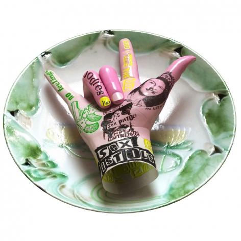 Kim Joon, Rocker-Sex Pistols, 2012, digital print, 27.2 x 34.3 inches/69.1 x 87.1 cm