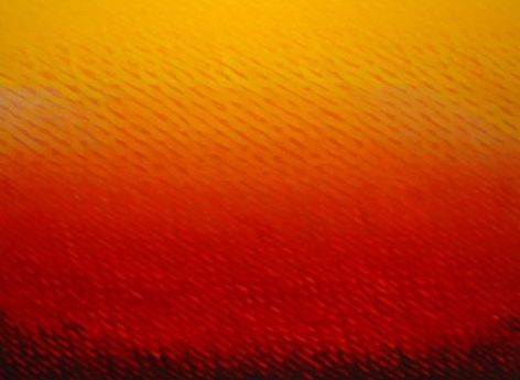 Joan Vennum, Destination Unrecorded, 2005, Oil on canvas, 60 x 80""
