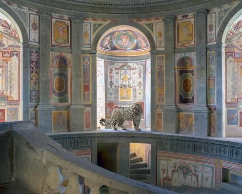 The Winds of Change, Villa Farnese, Caprarola, 2015, Hahnemühle ink jet print,48 x 60 inches/122 x 152 cm
