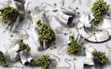 Drunken-Dom Perignon, 2011, digital print, 49.25 x 77.5 inches