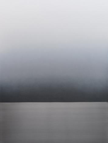 , Hamon 4.3, 2015, pigment and urethane on aluminum, 48 x 36 inches/122 x 91.5 cm