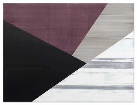 Ricardo Mazal, Full Circle P 11, 2020, oil on linen 48 x 64 inches/122 x 162.6 cm