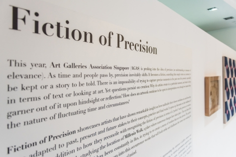 Fiction of Precision AGAS Pop Up