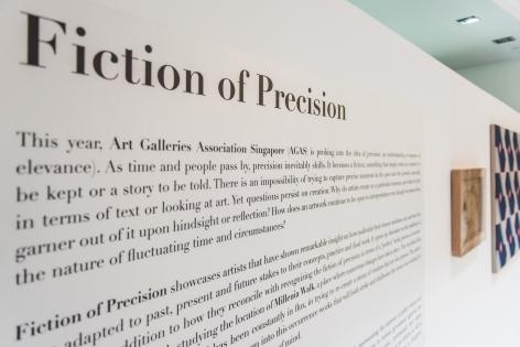 Fiction of Precision AGAS Pop Up