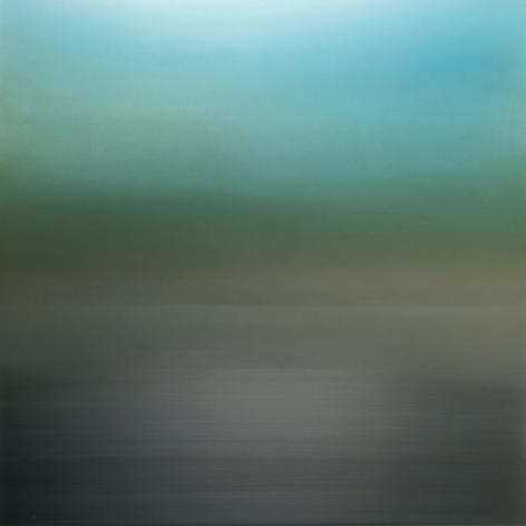 Miya Ando, Fog Green Blue