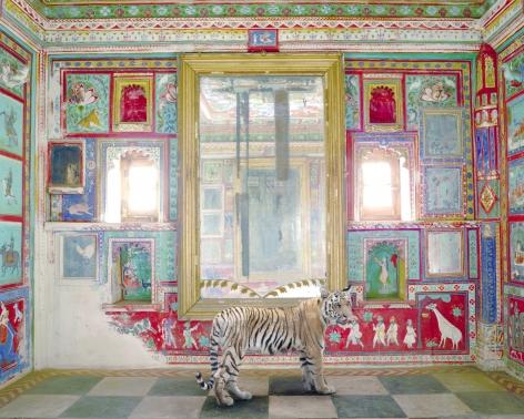 Durga's Mount, JunhaMahal, Dungarpur, 2012, colour pigment print on Hahnemühle Fine Art Pearl Paper,23.6 x 30 inches/60 x 76.2 cm