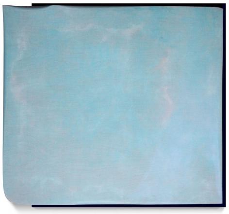 Aurora, 2013, acrylic on fabric on wood,37 x 41 inches/94 x 104.1 cm
