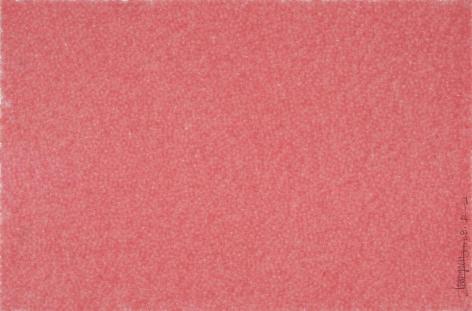 Zhang Yu, Fingerprints-2008.12-2, 2008, Xuan paper, plant pigment, 18.5 x 28.7 inches