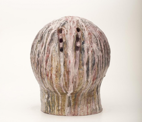 Haritorn Akarapat, Lapse of Memory / 07- untitled, 2001-2008, bronze with patina, 43 x 47 x 53 cm