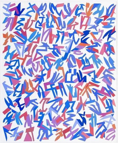 "Michael Bette December 2006, Berlin 552006Acrylic on canvas67 x 55"""