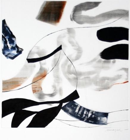 Ricardo Mazal, DM_07_613, 2007, 33 x 28.5 inches/83.8 x 72.4 cm