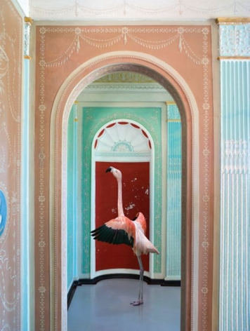 Karen Knorr, In the Mood for Love, Palazzina Cinese, 2018, colour pigment print on Hahnemühle Fine Art Pearl Paper, 39.4 x 31.5 inches/100 x 80 cm
