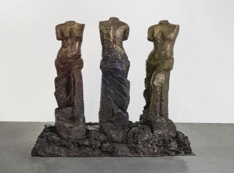 Jim Dine , Primary Ladies, 2008