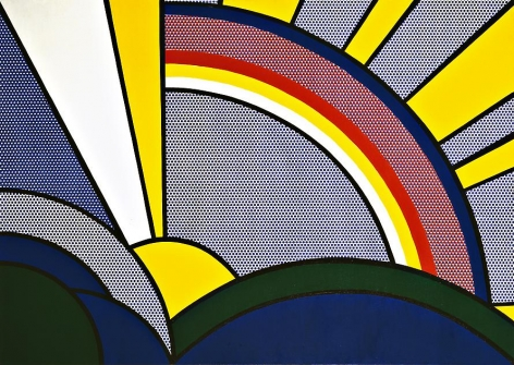 Modern Painting with Sun Rays, 1967