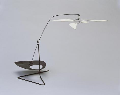 Alexander Calder Standing Mobile with Swivel, c. 1960
