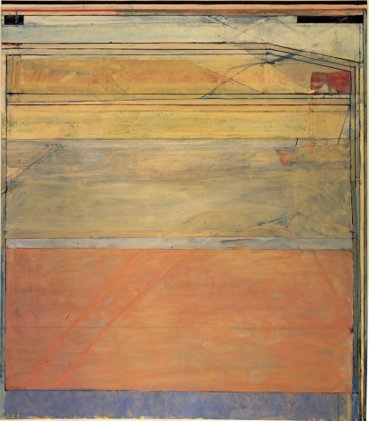 Richard Diebenkorn Ocean Park No. 130 Oil on canvas