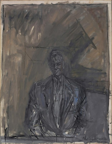 Portrait of G. David Thompson, 1955