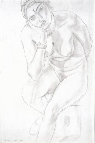 Henri Matisse La Persane, Nice, 1929