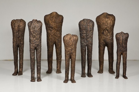 The Group of Seven, 2012