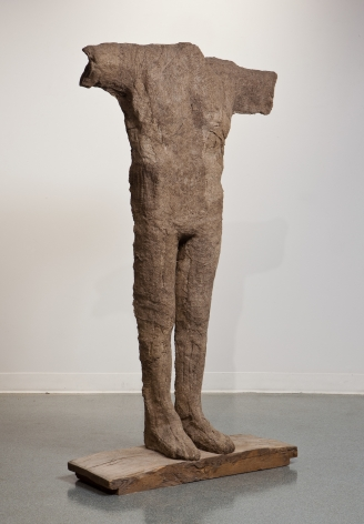 Magdalena Abakanowicz open arms 1980 richard gray gallery