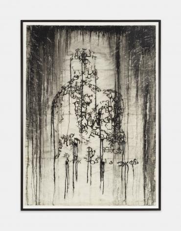 Jaume Plensa, Shadow Study LXIII, 2011