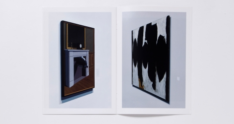 david klamen painting paintings 2010 catalogue