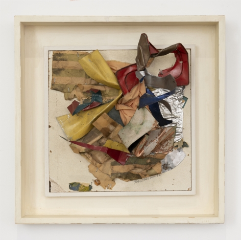John Chamberlain (1927 - 2011), Untitled, 1962