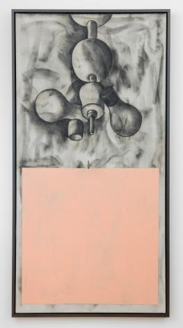 Jim Dine, Bedroom Lite over the Flesh Square, 1965