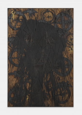 Rashid Johnson, Bleed War, 2011