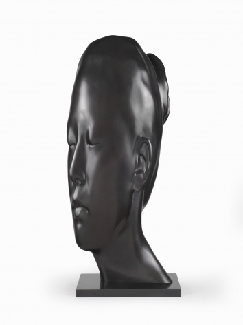 Jaume Plensa , Study for Laura Asia, 2017