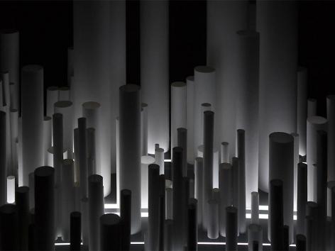 Installation No. 6 (Tubes), 2009