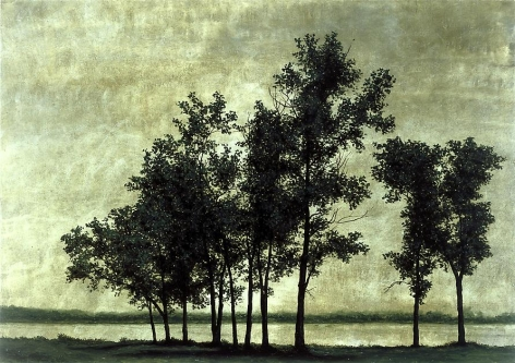 Untitled, 2003 Oil on paper