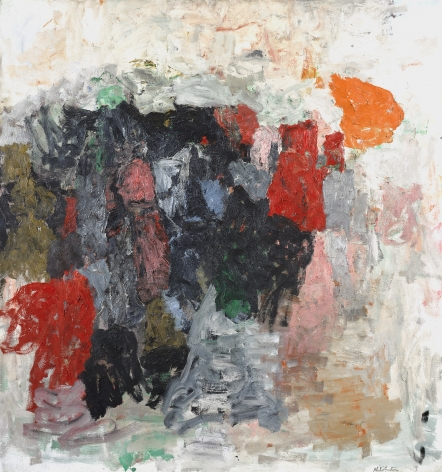 Philip Guston Prague Oil on canvas