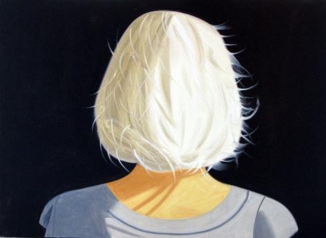 Alex Katz Tracy Oil on linen