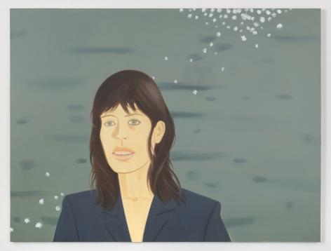 Alex Katz, Cecily, 1999