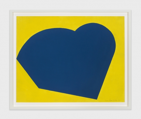 Leon Polk Smith, Untitled, 1955