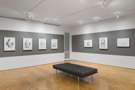 alex katz present tense richard gray drawings
