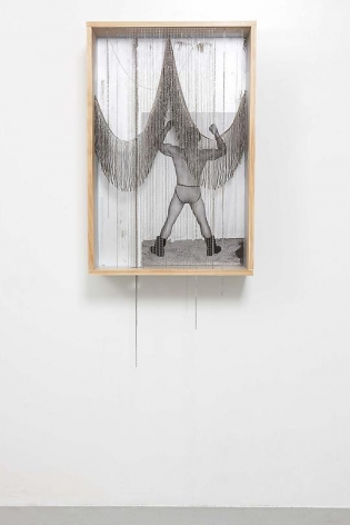 Untitled (Silver Box), 2012