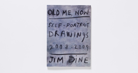 jim dine old me now 2009 catalogue