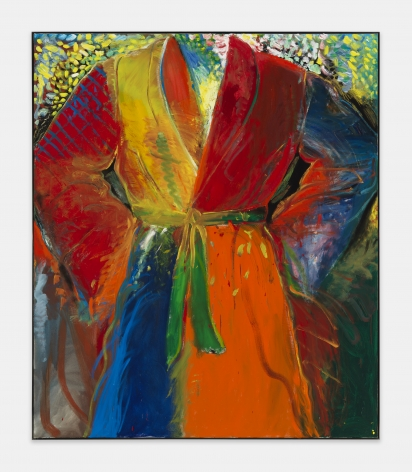 Jim Dine, Blessing the Paint, 1986