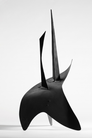 Alexander Calder Untitled Painted metal Richard Gray Gallery