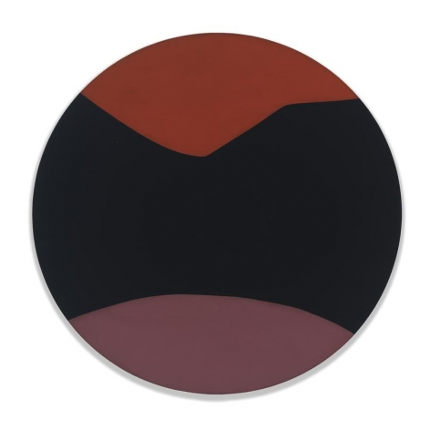 Stretch of Black, No. 5, 1954