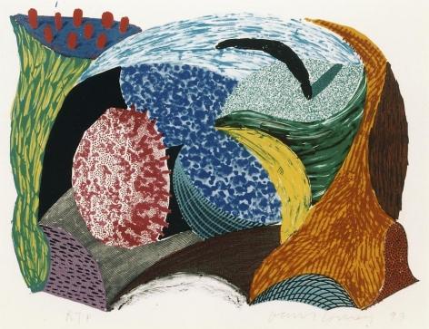 Blue Hang Cliff, 1993